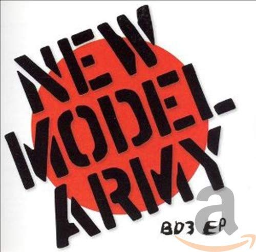 New Model Army by New Model Army album cover