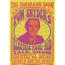 The Tomorrow Show: Tom Snyder's Electric Kool-Aid Talk Show
