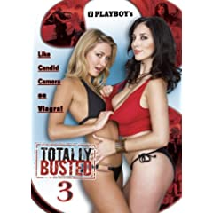 Playboy: Totally Busted, Vol. 3