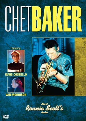 CHET BAKER LIVE AT RONNIE SCOTT'S