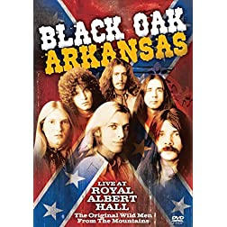 BLACK OAK ARKANSAS / LIVE AT ROYAL ALBERT HALL