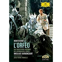 Monteverdi - L'Orfeo