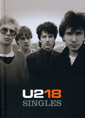 U2 - 18 Singles (Ltd. Edt.) (CD + DVD) - Zortam Music