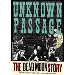 Dead Moon - Unknown Passage: Dead Moon Story