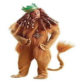 バービー オズの魔法使い 臆病ライオン