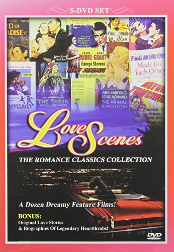 Love Scenes: Romance Classics Collection (5pc)