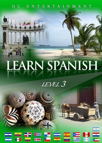 Learn Spanish DVD: Level 3