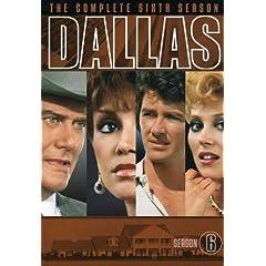 Dallas - The Complete Sixth Season
