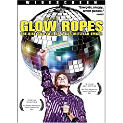 Glow Ropes - The Rise & Fall of a Bar Mitzvah Emcee