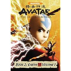Avatar The Last Airbender - Book 2 Earth, Vol. 1