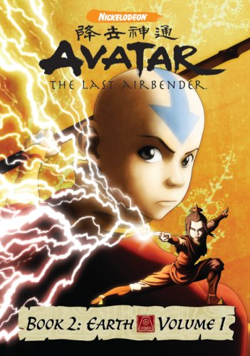 Avatar The Last Airbender - Book 2 Earth, Vol. 1