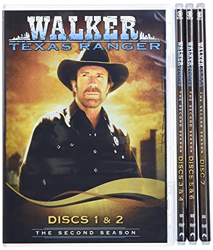 Walker, Texas Ranger - The Complete Second Season