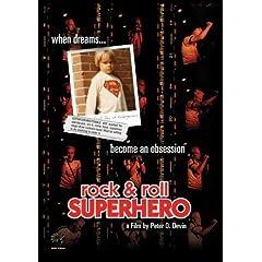 Rock and Roll Superhero