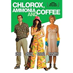 Chlorox, Ammonia and Coffee!