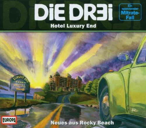 Die Dr3i: Hotel Luxury End