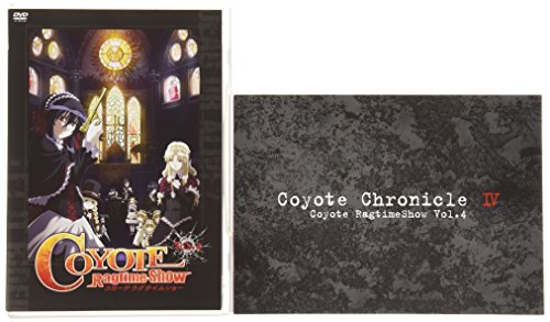 Coyote Ragtime Show, Vol. 4 [Region 2]