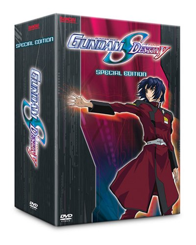 Mobile Suit Gundam Seed Destiny, Vol. 6 Special Edition