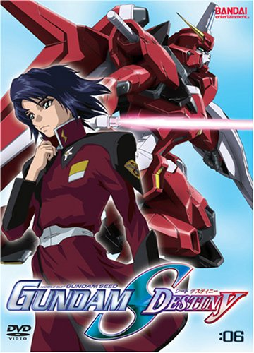 Mobile Suit Gundam Seed Destiny: Volume 06
