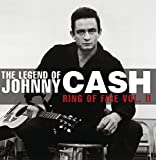 album art to The Legend of Johnny Cash, Volume II
