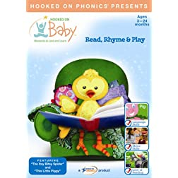 Hooked on Phonics Presents - Hooked on Baby: Read, Rhyme and Play