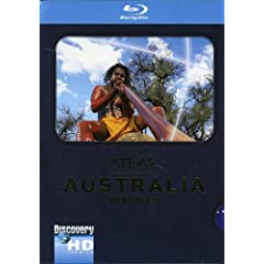 Discovery Atlas: Australia Revealed [Blu-ray]