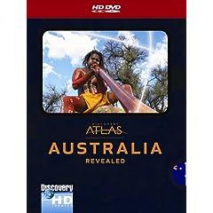 Discovery Atlas: Australia Revealed [HD DVD]