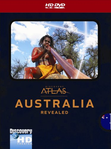 Discovery Atlas: Australia Revealed [HD DVD]