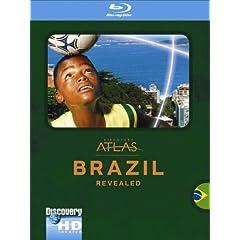 Discovery Atlas: Brazil Revealed [Blu-ray]
