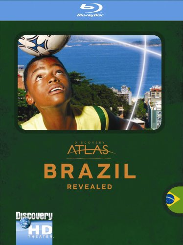 Discovery Atlas: Brazil Revealed [Blu-ray]