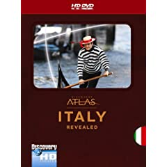 Discovery Atlas: Italy Revealed [HD DVD]