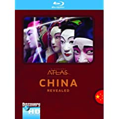 Discovery Atlas: China Revealed [Blu-ray]