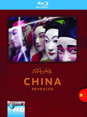 Discovery Atlas: China Revealed [Blu-ray]