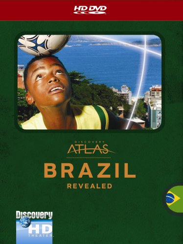 Discovery Atlas: Brazil Revealed [HD DVD]