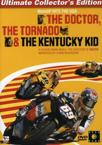 The Doctor, the Tornado, and the Kentucky Kid: The Sequel to