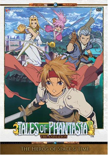 Tales of Phantasia - The Animation