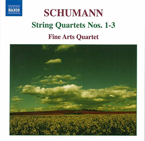 String Quartets Nos. 1-3 (Fine Arts Quartet)