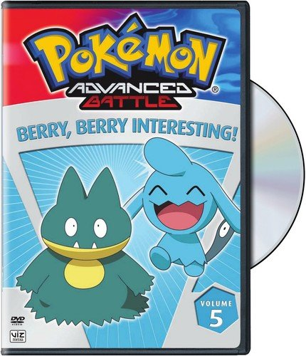 Pokemon Advanced Battle, Vol. 5: Berry, Berry Interesting