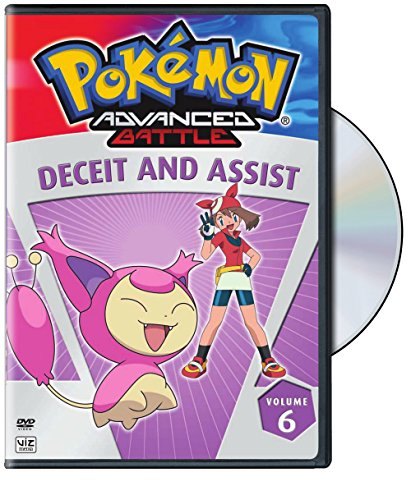 Pokemon Advanced Battle, Vol. 6: Deceit and Assist