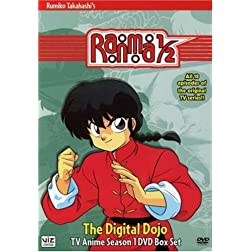 Ranma 1/2: Season One: The Digital Dojo