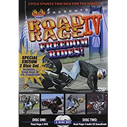 Road Rage 4: Freedom Rides (2pc) (Spec)