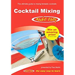 Cocktail Mixing Made Easy