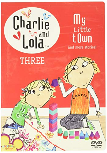 Charlie and Lola, Vol. 3: My Little Town