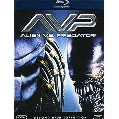 AVP - Alien Vs. Predator [Blu-ray]