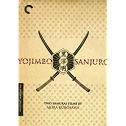 Yojimbo & Sanjuro - Two Films By Akira Kurosawa - Criterion Collection