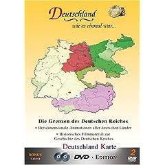 Deutschland Karte (Map of Germany)