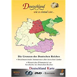 Deutschland Karte (Map of Germany)
