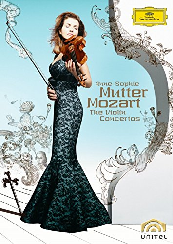 Anne-Sophie Mutter - The Mozart Violin Concertos