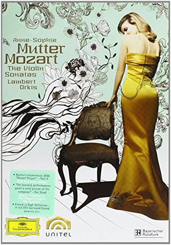 Anne-Sophie Mutter - The Mozart Violin Sonatas