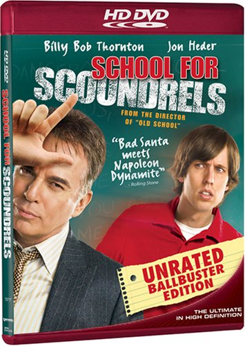 School for Scoundrels [HD DVD]