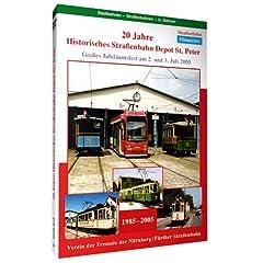 20 Jahre Historisches Strassenbahn Depot St. Peter